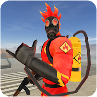 Flame Man For PC