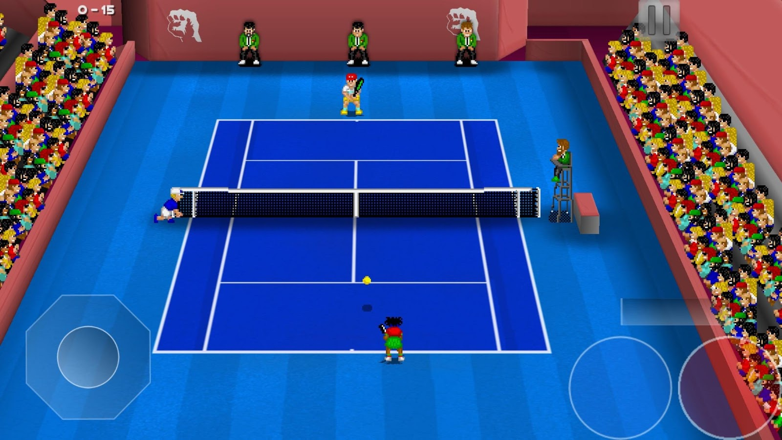 Tennis Champs Returns Screenshot 15
