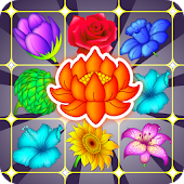 Game Blossom Crush version 2015 APK
