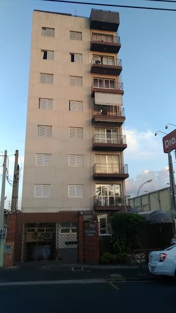 Apartamento residencial à venda, Vila Teixeira, Campinas.