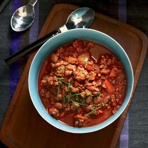 Turkey-and-Pinto-Bean Chili