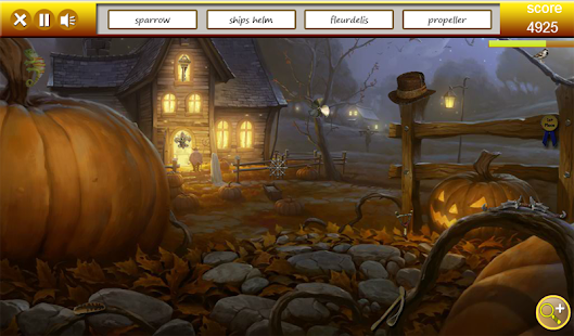 Hidden Object - Spooky Night - screenshot