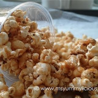 Crunchy Caramel Recipes