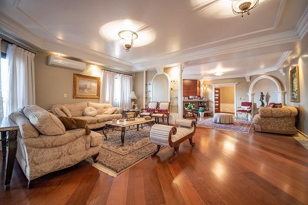 Apartamento com 5 dormitórios à venda, 490 m² por R$ 3.000.000 - Bosque da Saúde - São Paulo/SP