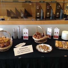 100% Sans Gluten le choix #1 pour le service de traiteur - 100% Gluten Free, #1 Choice for catering
