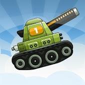 Game Super Tank Warfare APK for Kindle