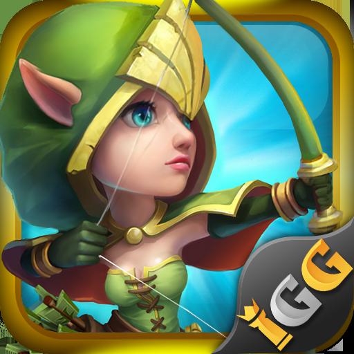 Castle Clash: Squadre Valorose (game)
