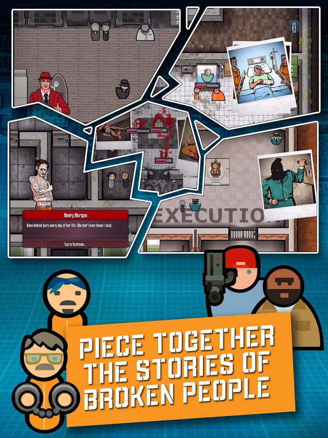 Prison Architect: Mobile Screenshot 6