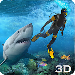 Shark Attack Spear Fishing 3D 1.4 Apk