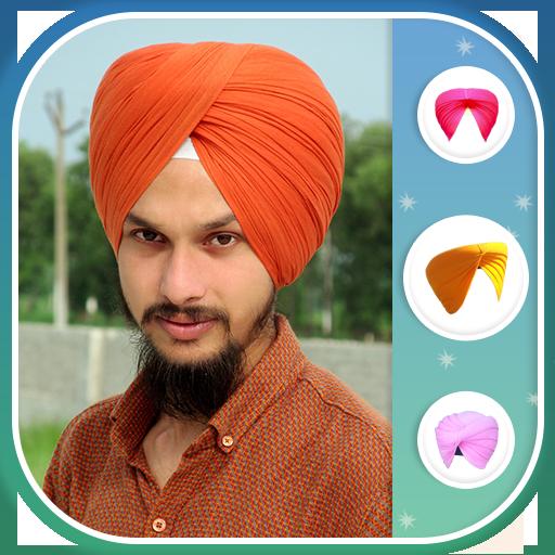 Punjabi Turbans Photo Editor (app)
