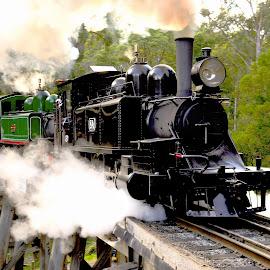 by RJ Photographics - Transportation Trains