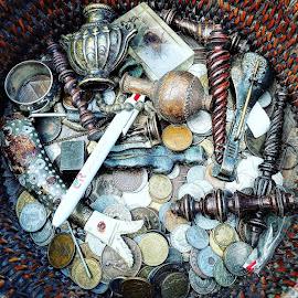 Money money money money by Stephen Lang - City,  Street & Park  Markets & Shops