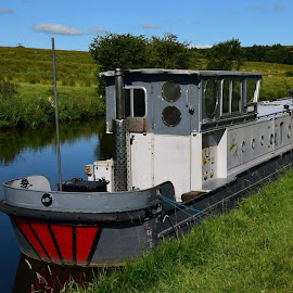 by Angela Neild - Transportation Boats