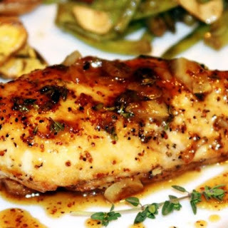 Candied Chicken Breasts