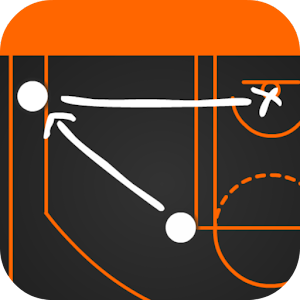 Create basketball plays and drills to share! APK Icon
