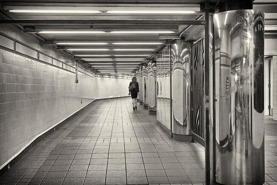 by Dragos Tranca - City,  Street & Park  Street Scenes