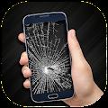 Cracked Screen & Broken App