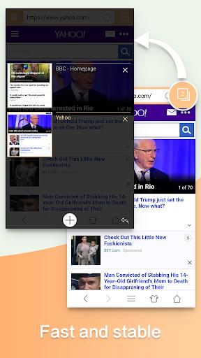 Web Browser & Fast Explorer screenshot 4