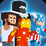 Crossy Heroes: Avengers of Smashy City Icon