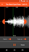 Screenshot of Audiko ringtones