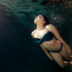 Swimmer by Hartono Hosea - People Fashion