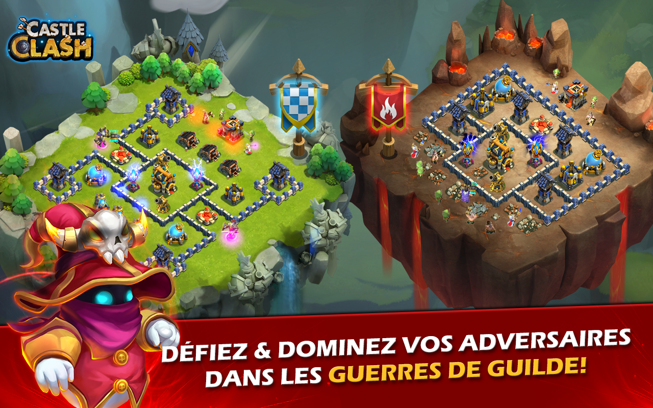 Castle Clash: Ère des Légendes Screenshot 5