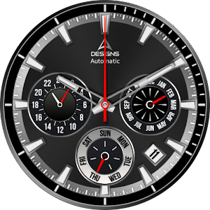 Blade Watch Face