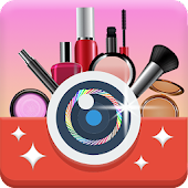 Your Face Makeup - Selfie Camera - Makeover Editor