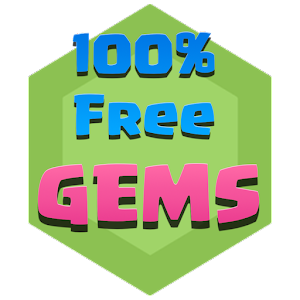 Free Gems for Clash Royale PRANK Icon