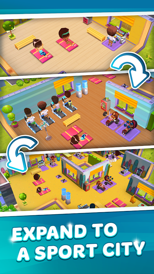 Mein Fitnessstudio: Fitnessstudio-Manager android spiele download