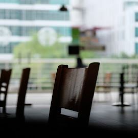 The Chair by Beh Heng Long - Artistic Objects Furniture ( starbucks )