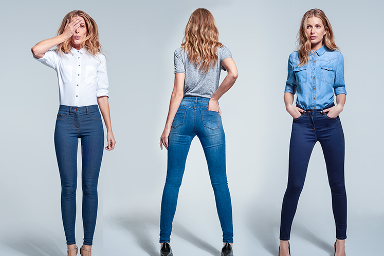 From straight to slim and boyfriend jeans - find your perfect fit at George.com
