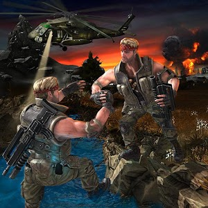 Download Mountain Assault Commando : Frontline SWAT Strike for PC