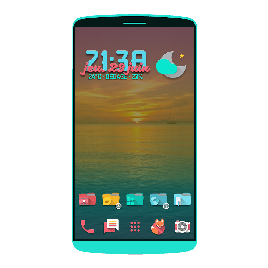 Sunnies Icon pack Screenshot 6