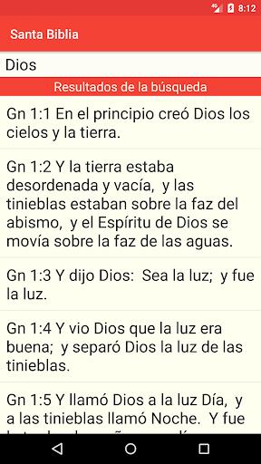 Santa Biblia Gratis screenshot 6