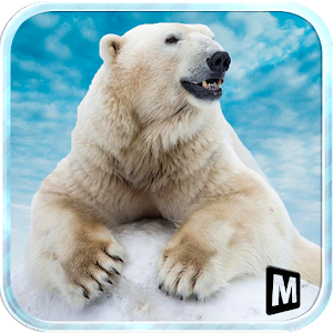 Angry Polar Bear Simulator 3D