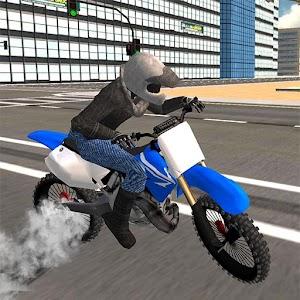 Offroad Bike Driving Simulator Online PC (Windows / MAC)