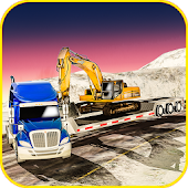 Heavy Machinery Transporter 3D APK for Ubuntu