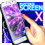 Download Android Game Electric screen X laser prank for Samsung