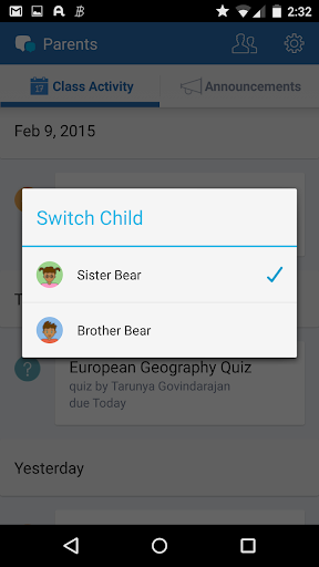 Edmodo for Parents screenshot 2