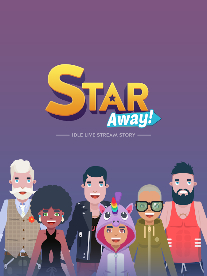 Star Away! - Idle Live Stream Story (Unreleased) Screenshot 7