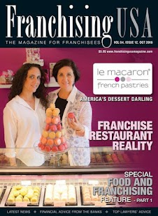 Franchising USA - screenshot