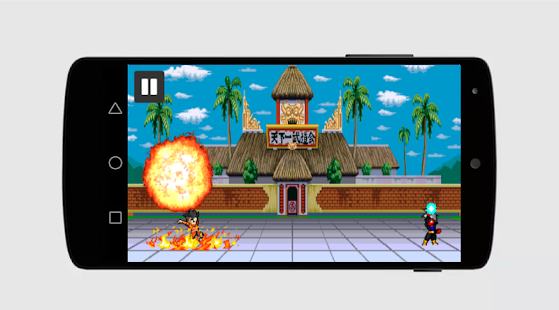 Game Super Saiyan Dragon Goku APK for Windows Phone