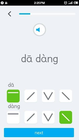 android Learn Chinese Sound-Pronounce Screenshot 4