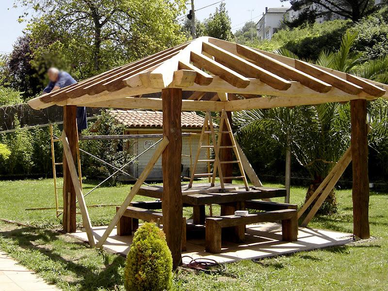 Iñigo Trápaga Estructuras de Madera y Carpintería