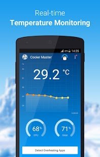 Download CPU Cooler Master-Phone Cooler APK for Laptop