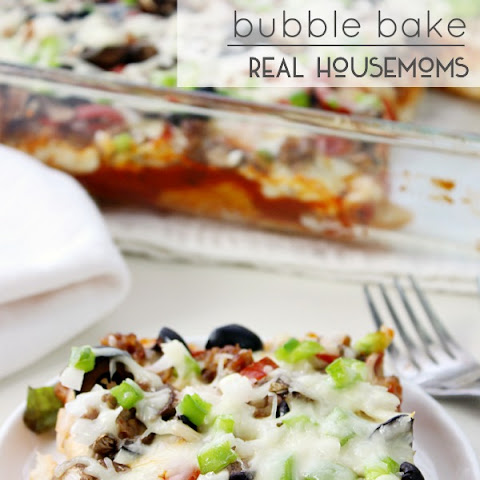 Supreme Pizza Bubble Bake