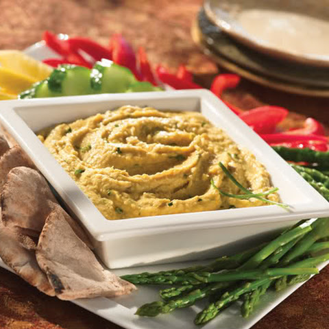 Indian Chickpea Dip