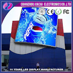 P8 Outdoor full-color display 1/4 scan outdoor RGB LED sign/ P8 LED electronic screen