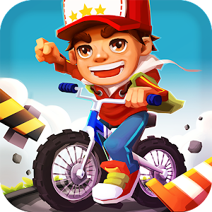 Bike Race - Crazy Racing Icon